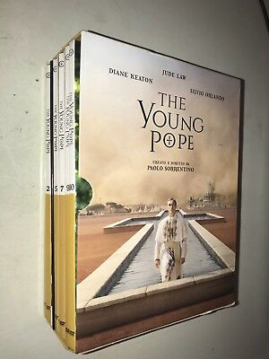 Paolo Sorrentino, Jude Law - The Young Pope - 1° Stagione Completa - 10 Dvd