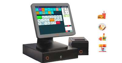 Complete All in one ePOS system for Takeaway, Restaurant, Fish Shop and Cafe