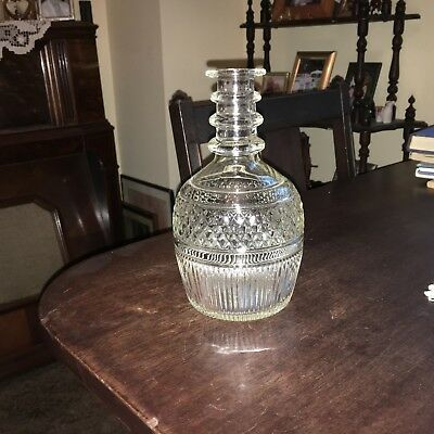 SEAGRAM'S 1776 Tiffany & Co. Whisky Decanter
