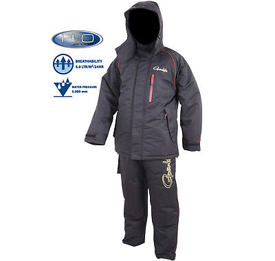 Angelsport Anzüge Gamakatsu Hyper Thermal Suits 3XL Luxus Thermoanzug 3tlg Atmungsaktiv 5000mm Sha