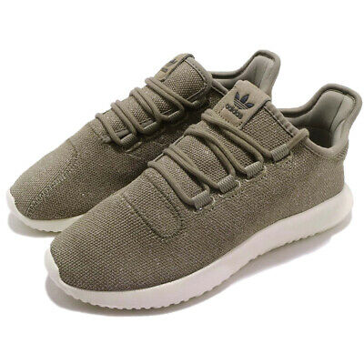 adidas Originals Tubular Shadow Damen Sneaker Laufschuhe Running Freizeit khaki