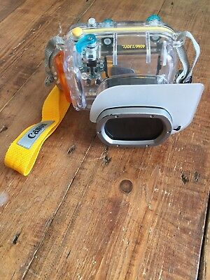 Canon WP-DC21 Underwater housing for Canon G9 Digital Cameras With Case