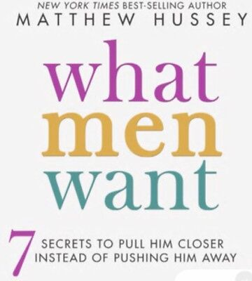 What Men Want by Matthew Hussey Digital PDF Eb00k * Super Fast Delivery *