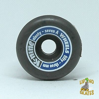 Vintage O/S 90's hard to find Skateboard wheel - K-nine - 97A 53mm