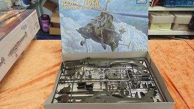 ITALERI  PAH-2 TIGER  ANTI TANK HELICOPTER   1/48  NO.844  siehe Fotos i.b.