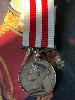 Indian Mutiny Medal 1858 Pte J Williams