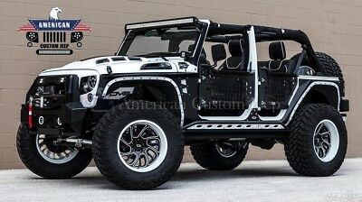 Custom Jeep Wrangler >> 2018 Jeep Wrangler Custom Unlimited Sport Utility 4 Door