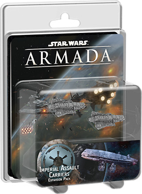 Star Wars: Armada Imperial Assault Carriers Expansion Pack Fantasy Flight Games