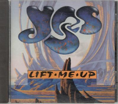 Yes: Lift Me Up - Radio & Album Version, PR Single CD