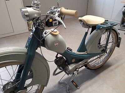 NSU Quickly-L Bauj. 1961