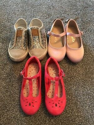 Girls Shoes Bundle ALL From Next Size 9