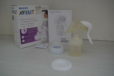 Philips Avent Milchpumpe manuell OVP