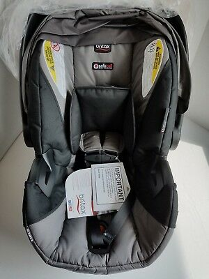 Britax B-Safe 35 Infant Toddler Car Seat Click & Go Safety Steel