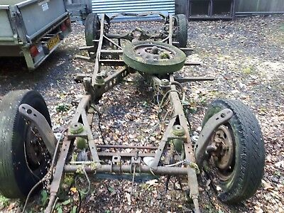 Woolsey chassis