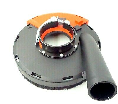 Dust Shroud for Angle Grinder,Universal 5-Inch