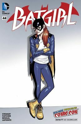 BATGIRL (New 52) #44 New York Comic Con NYCC Exclusive Cameron Stewart Variant