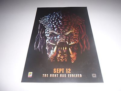 The Predator Limited Edition Poster, Odeon Exclusive (NEW) High Gloss