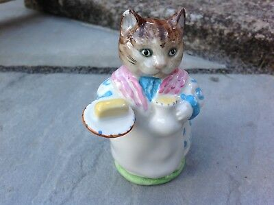 Vintage Beatrix Potter's Ribby BP 3a Cat