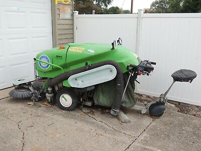Applied Sweepers The Green Machine 414 RS Diesel Street Sweeper
