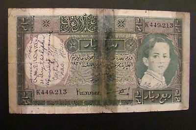 Middle East 1/4 Din 1931 Rare