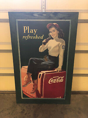 Coke Sign (Hard to Find)