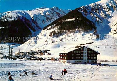 12783886 Reckingen Goms Chalet Engelmatt Wintersportplatz Alpen Reckingen