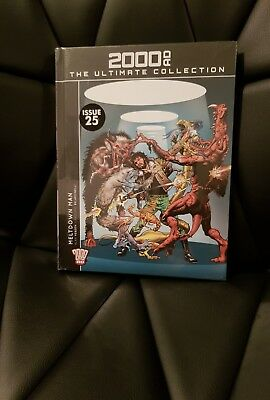 2000ad The Ultimate Collection issue 25