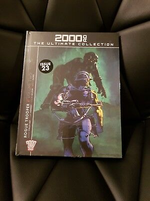 2000ad The Ultimate Collection issue 23