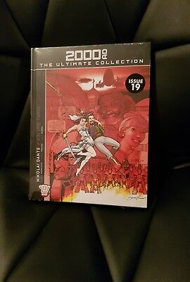 2000ad The Ultimate Collection issue 19