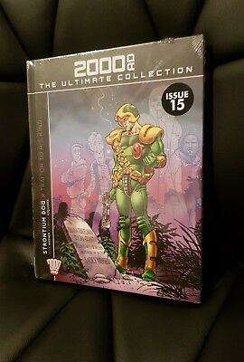 2000ad The Ultimate Collection issue 15