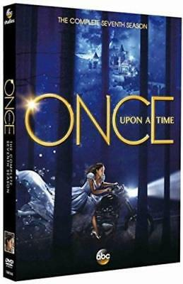 Once Upon A Time Season 7  Dvd Brand New Sealed The Complete Seventh Season