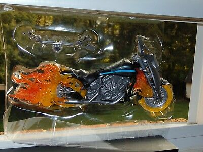 """Marvel Legends 2018 GHOST RIDER's MOTORCYCLE Bike ONLY 6"""" Inch Ultimate Riders"""