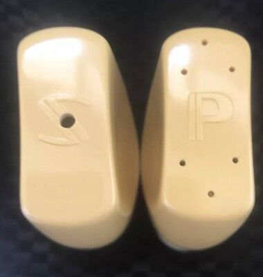 Vintage Retro Tupperware Salt And Pepper Shaker