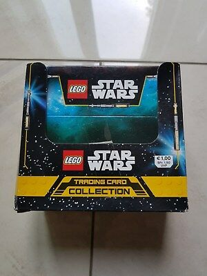 Lego Star Wars Trading Cards Serie 1 - 1x Display = 50 Booster / Neu & OVP