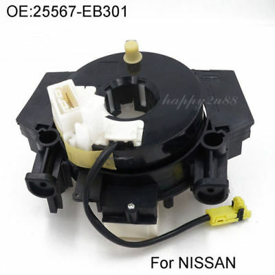 Spiral Cable Clock Spring Airbag For 07-12 Nissan Pathfinder Tiida 25567-EB301