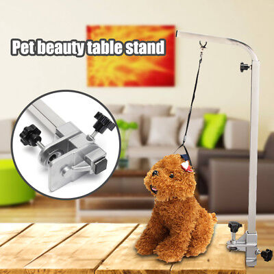 Adjustable Portable Metal Table Arm Support For Pet Dog Grooming Bath Table Desk