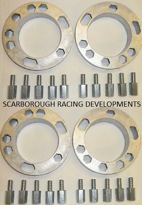 Two Sets Of 4X4 Spacers. Suzuki Vitara.jimny,sj,samurai