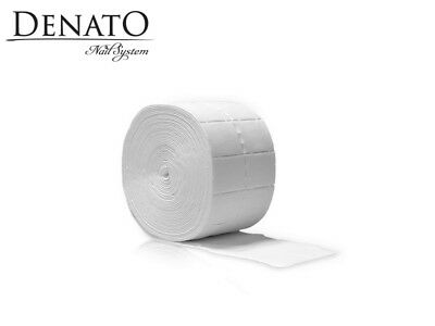 Cotton Nail Wipes Pads Removing UV LED Gel Varnish Dust Lint Free Cleaner Denato