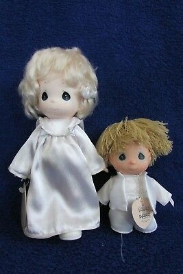 Precious Moments Dolls - Graduation Doll and Hi Babies Doll