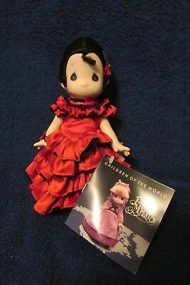 Precious Moments - Children of the World Doll - Maria