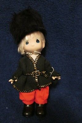 Precious Moments  - Children of the World Doll - Ivan