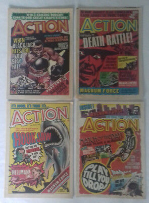 Action comics March 1976 issues