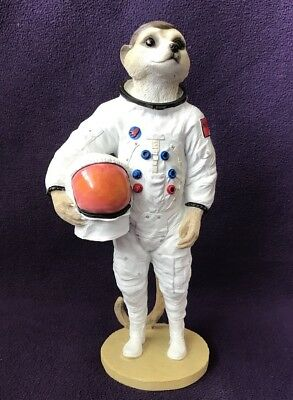 "COUNTRY ARTISTS MAGNIFICENT MEERKATS CA04470 ""Neil"" NEIL ARMSTRONG astronaut"