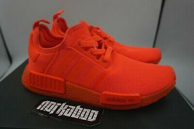 12816d8af ADIDAS NMD R1 Triple Solar Red Boost S31507 -  200.00