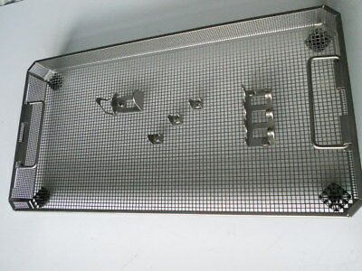 Medical/Surgical. Aesculap JF212R. Sterilization Tray. (Tray Only) Free UK P&P.