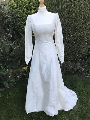 "Wedding Dress ""jane austen"" Size 8"