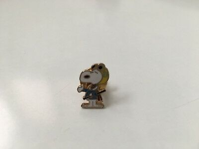 Vintage Snoopy Red Baron Lapel Pin