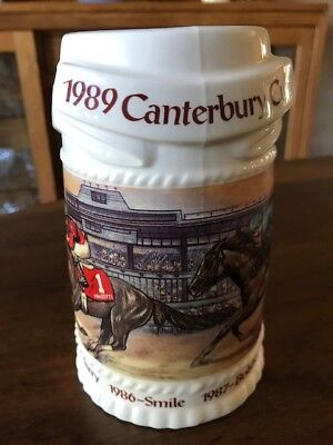1989 commerative beer stein