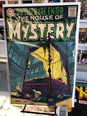 House of Mystery #178 (DC 1968) Neal Adams Cover