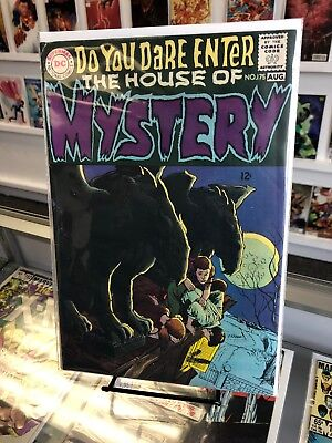 House of Mystery #175 (DC 1968) - First appearance of Cain